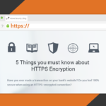 5 things you must know about https encryption