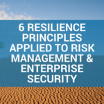 Above Security - 6 principles of resilience