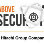 Above Security is becoming Hitachi Systems Security